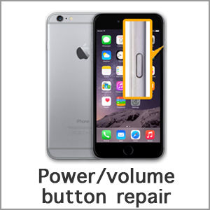 new concept 7a0c3 8a757 iPhone 7/8 Plus power/volume button repair – Mr Fix – Cell Phone ...