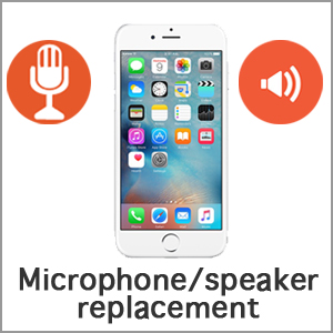 detailed look a8c3a d3abe iPhone 6s Microphone/Speaker replacement